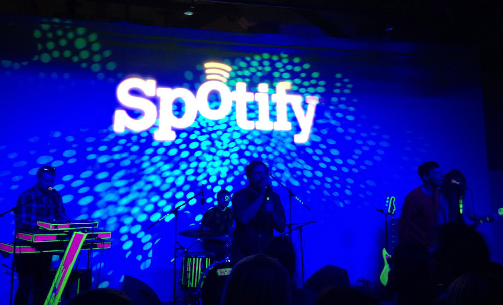 Spotify Enters Video Streaming Business, Partners With Starbucks