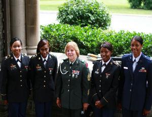 Women Veterans ROCK! Hosts Women Veterans Summer Leadership Retreat in Philadelphia