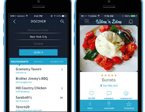3 New 'Foodie' and Travel Apps