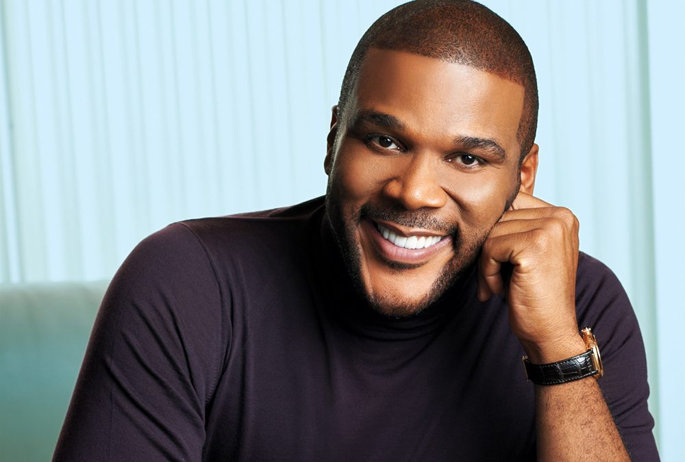 Tyler Perry Takes Hollywood by the Horns