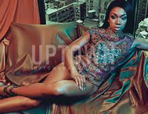 Brandy Graces Uptown Magazine Cover as 'Rising Icon'