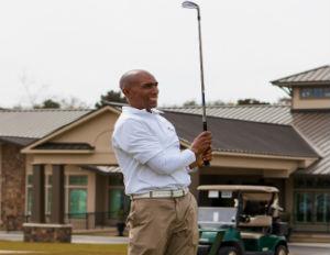 Golf & Tennis Challenge: Rodney Green Explains 'Why Golf?'