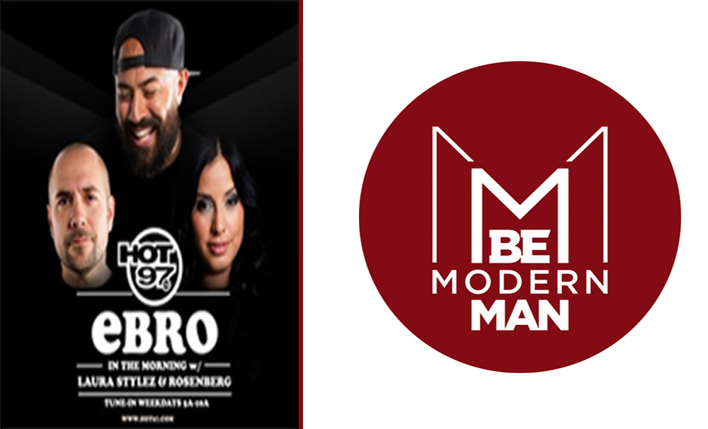 [Video] BE Modern Man Featured On NYC's Hot 97 – Ebro In the Morning