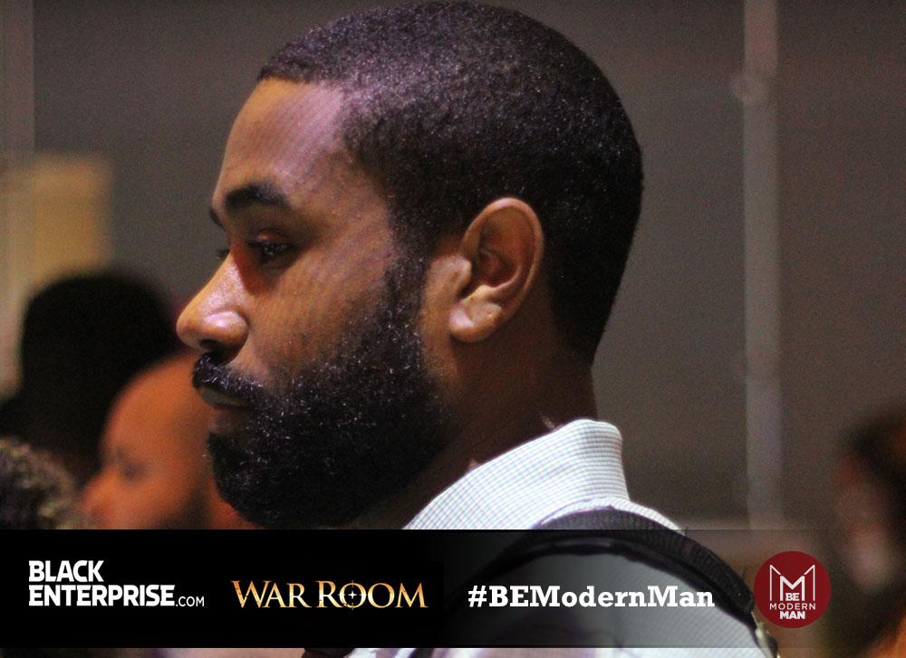 War Room Screening & BE Modern Man Reception - 7/9/15