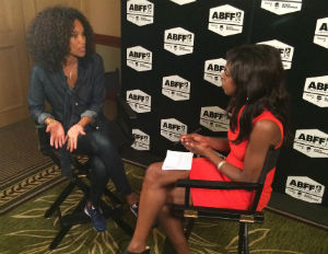 """[VIDEO] """"Being Mary Jane"""" Producer Mara Brock Akil Gets Real About Passion and Money"""