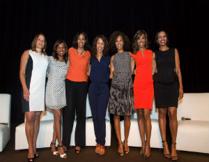 Top Entertainment Executives Get Candid at Women's Leadership Forum