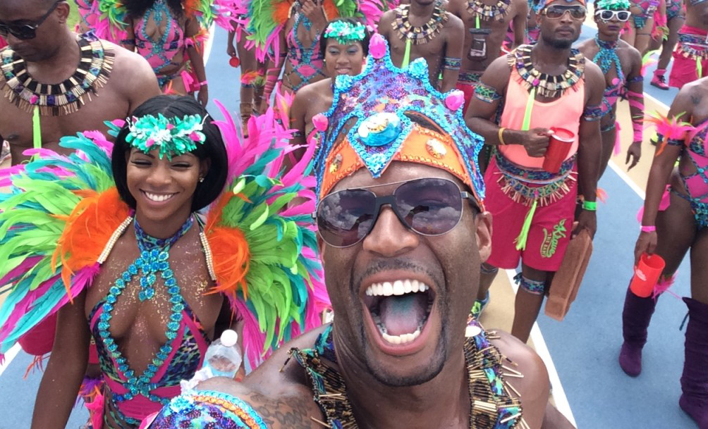[Carnival Kings] Robert Riley Takes Carnival on the Road
