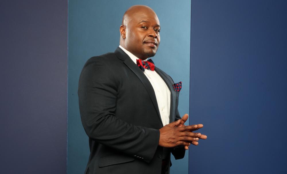 BE Modern Man: Meet The Superintendent Dr. Thomas McBryde Jr.