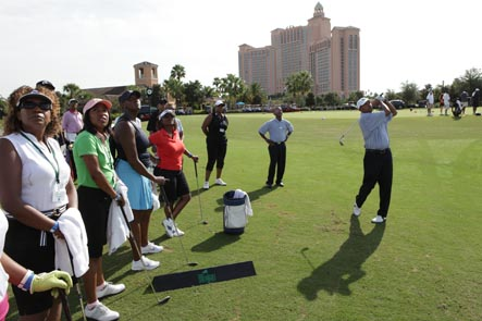 BE Golf & Tennis Challenge: Black Business