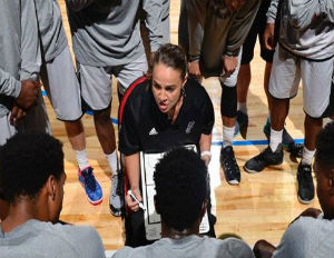 The Rise of Female Coaches in Men's Sports