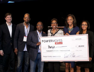 [WATCH] Flat Out Heels Wins $25,000 Pitch Competition at PowerMoves.NOLA