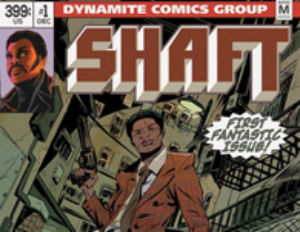 'Shaft' is NOT a Comedy