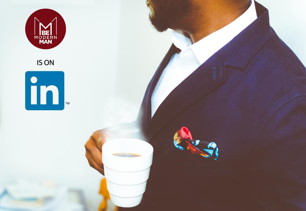 BE Modern Man on LinkedIn