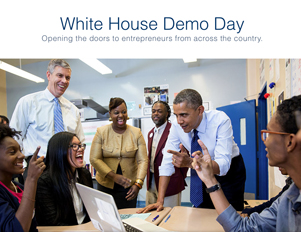 Meet the 8 Companies With Black Founders Chosen to Exhibit at the First White House Demo Day