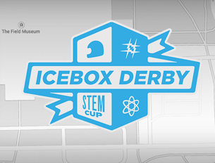 The 2nd Annual Icebox Derby Equips Girls with STEM Skills and Scholarships