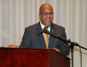 A Founder of the Eagle Academy Foundation Is Honored