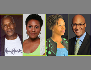 Danny Glover, Issa Rae, and Patrice Cullors in Martha's Vineyard to Discuss African Americans and Media