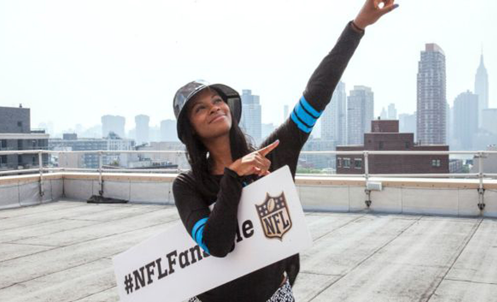 NFL Launches New Women's, Men's, and Junior Apparel Lines