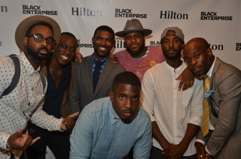 Hilton Worldwide Teams Up With Black Enterprise to Celebrate Black Men in Advertising and Marketing