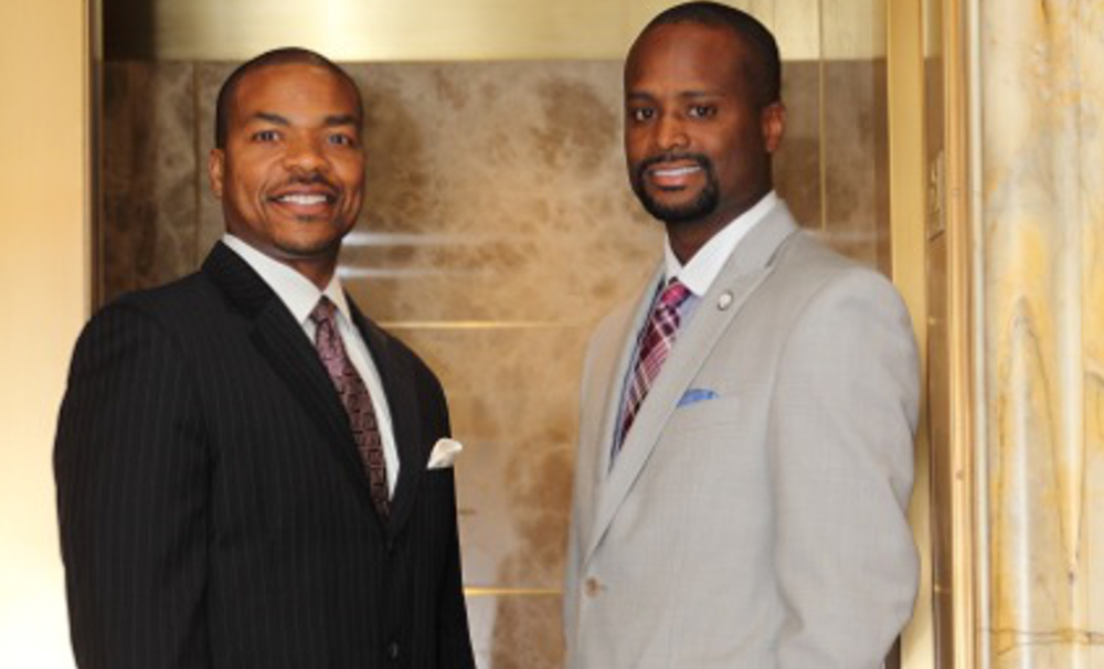 BE Modern Man Spotlight - Leaders In Law - Donte Mills and Lennon Edwards