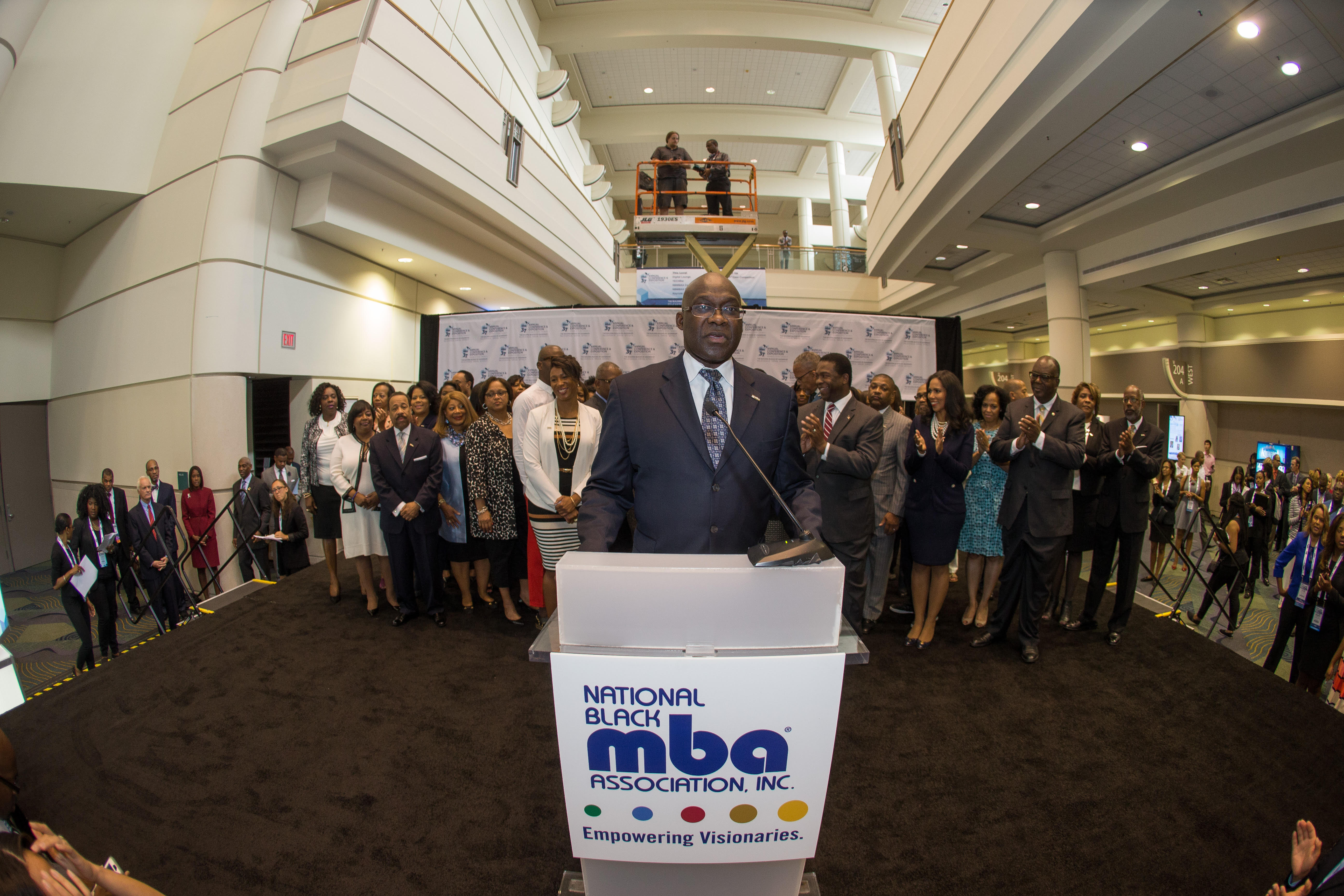 Thousands of MBAs Gather at NBMBAA Conference