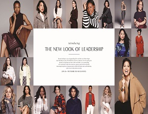 'The Limited' Spotlights More than 60 Female Bosses in 'The New Look of Leadership' Campaign