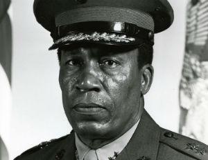 Honoring Our Veterans: Frank Petersen, First African American Marine Aviator