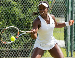 Sachia Vickery, Playing it Safe With Her Money, Playing to Win on the Tennis Court