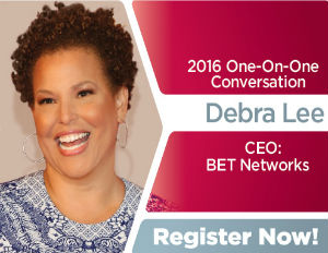 [Women of Power] One-on-One with Debra Lee