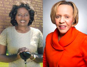 Renee Powell Dr. Joyce N. Payne