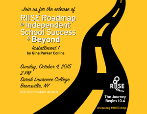 Interview With Author of RIISE Roadmap to Independent School Success & Beyond