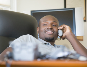 Foreign-Born Blacks More Likely to Be Self-Employed Than U.S.-Born Blacks