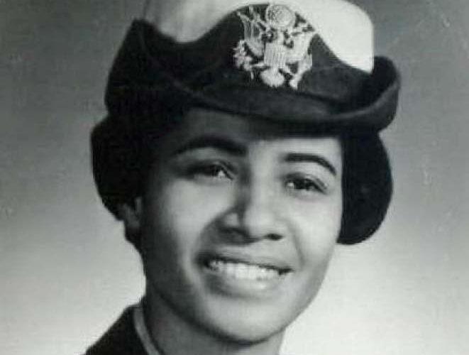 first black woman