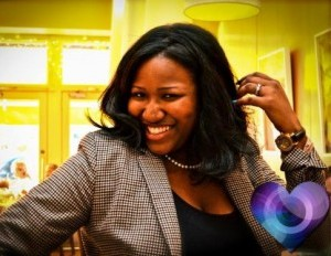 Photo of Raven Robinson, founder of PR 2 Public Relations