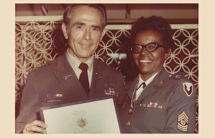 Maj. Mildred C. Kelly