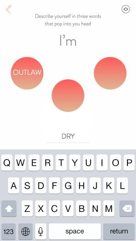 Charmer app for iOS