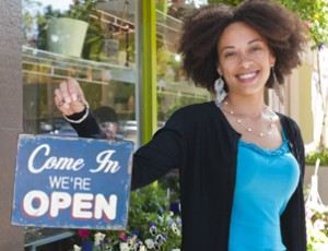 Small Business Owners Put Personal Time and Savings Into Growing Their Business
