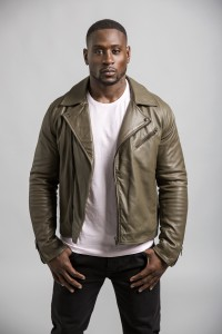 Ex-NFL player turned actor and tech CEO Thomas Q. Jones