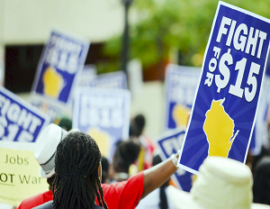 #Fightfor15: 10 Moving Photos That Prove a Minimum Wage Hike is Needed