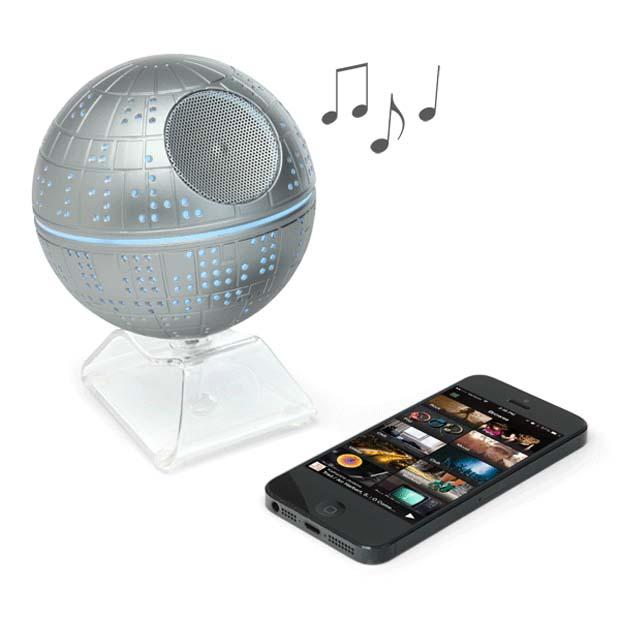 Death Star_Bluetooth Speaker