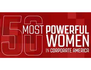 50 Most Powerful Women In Corporate America