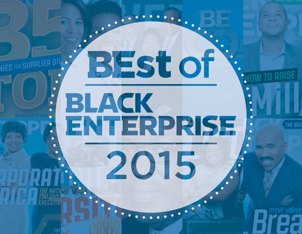 Top 20 Black Enterprise Stories of 2015