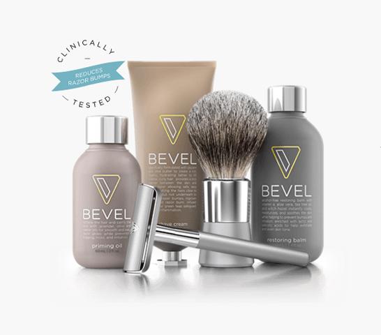 Bevel skincare