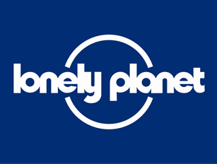 Lonely Planet travel site logo