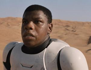 Star Wars Stormtrooper 'Blackwash Rage' Strikes Back