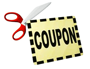 Time and Money-Saving Electronic Coupons and Coupon Apps