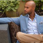 BE Modern Man Spotlight - Passion to Purpose - Omar Kinnebrew
