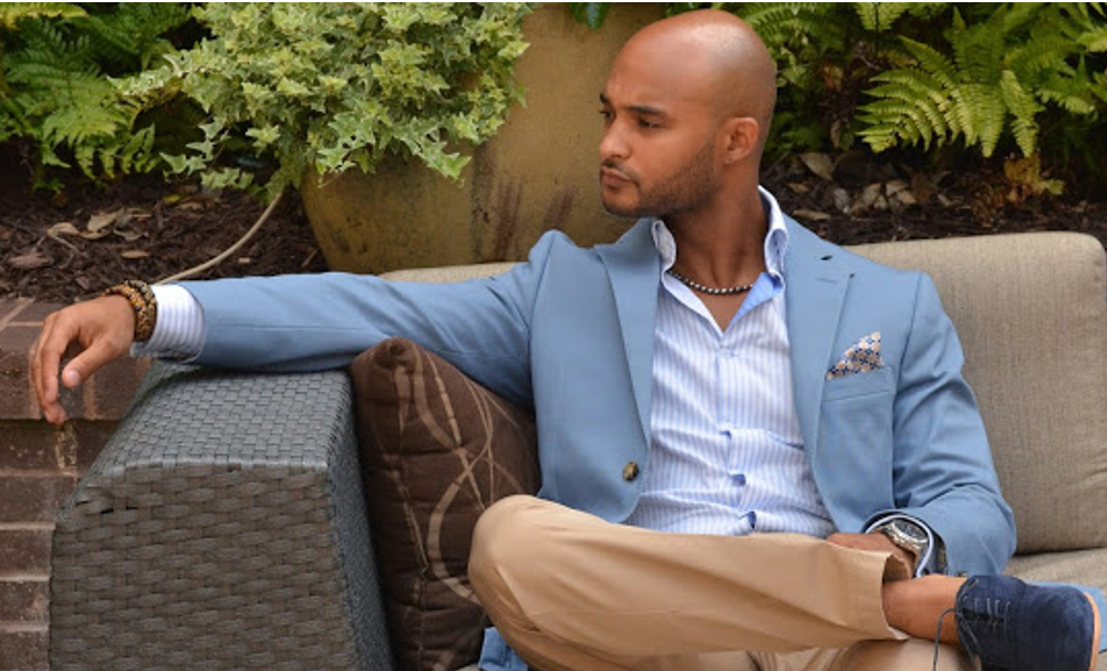 [Passion to Purpose] Omar Kinnebrew, Creator of The Perfect Pocket Square