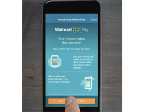 Attention Walmart Shoppers: Introducing Walmart Pay