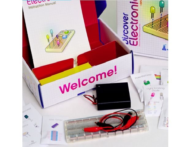 Image of Discover Electronics